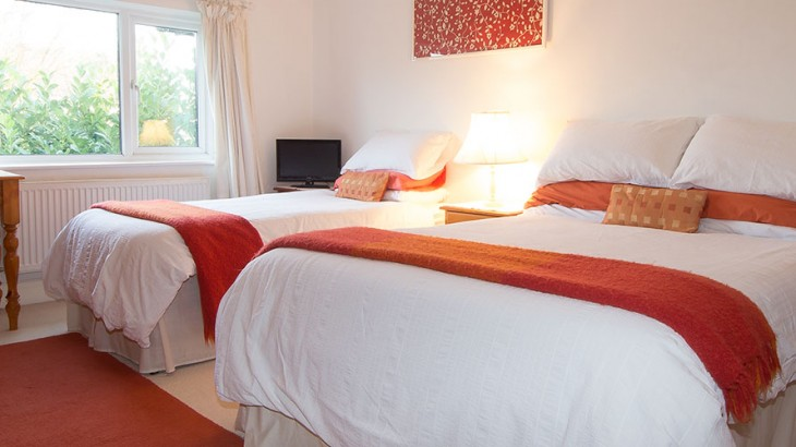 Family Bedroom | Appletree House | Cambridge Bed and Breakfast