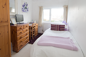 Single Bedroom| Appletree House | Cambridge Bed and Breakfast